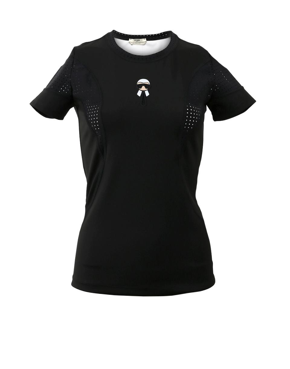 Karlito Mesh Panel T-Shirt