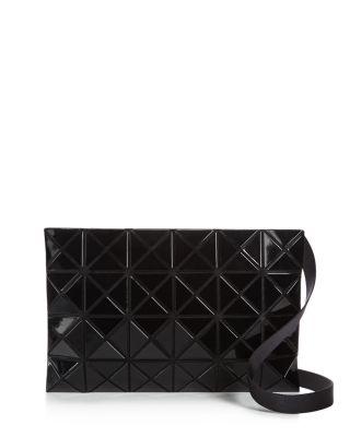 Geometric Paneled Waist Bag