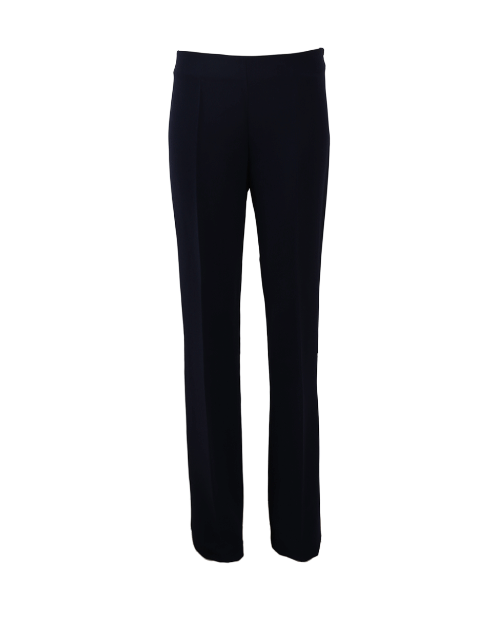 ANTONIO BERARDI Boot Cut Pant in Navy