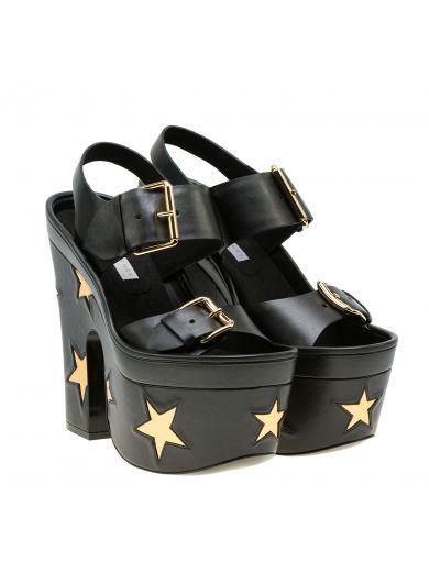 Stella Mccartney Suedes Stella Mccartney Cowper Sandals