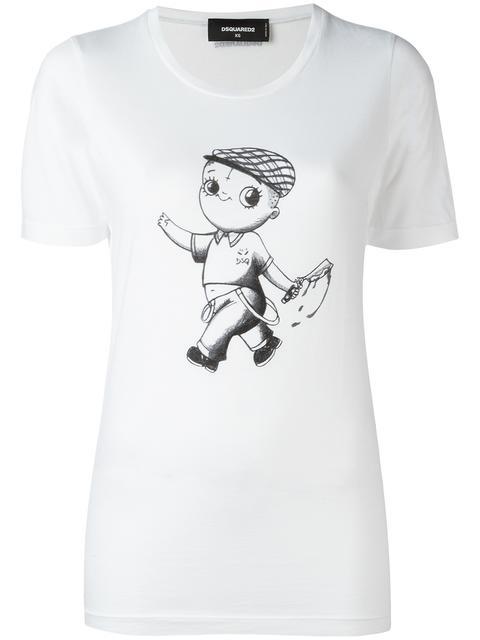 school boy T-shirt