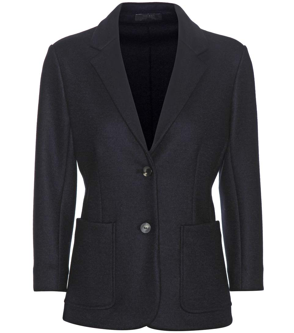 HAVEN VIRGIN WOOL BLAZER