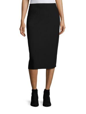 The Row Pencil skirts Rabina Scuba Pencil Skirt