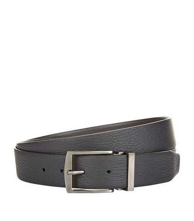 Giorgio Armani Belts Reversible Leather Belt