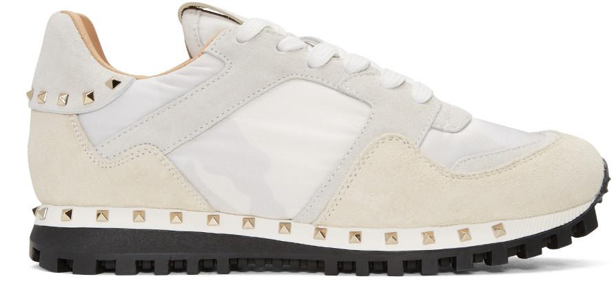 Studsole Camo Sneakers