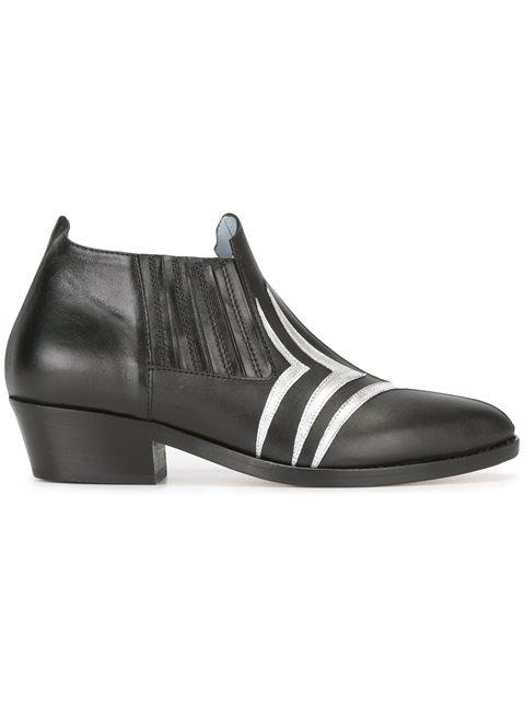Chiara Ferragni Leathers 'Camperos' boots