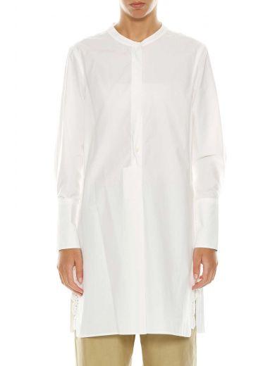 Isabel Marant Cottons Isabel Marant 'minea' Longline Shirt