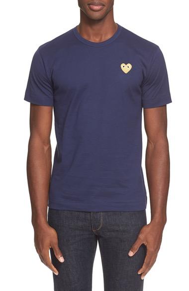 Comme Des Garçons Crewneck T-Shirt