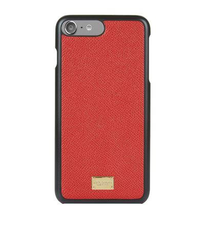 Grain Leather IPhone 7 Plus Case