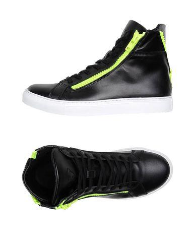 Emporio Armani Leathers Sneakers