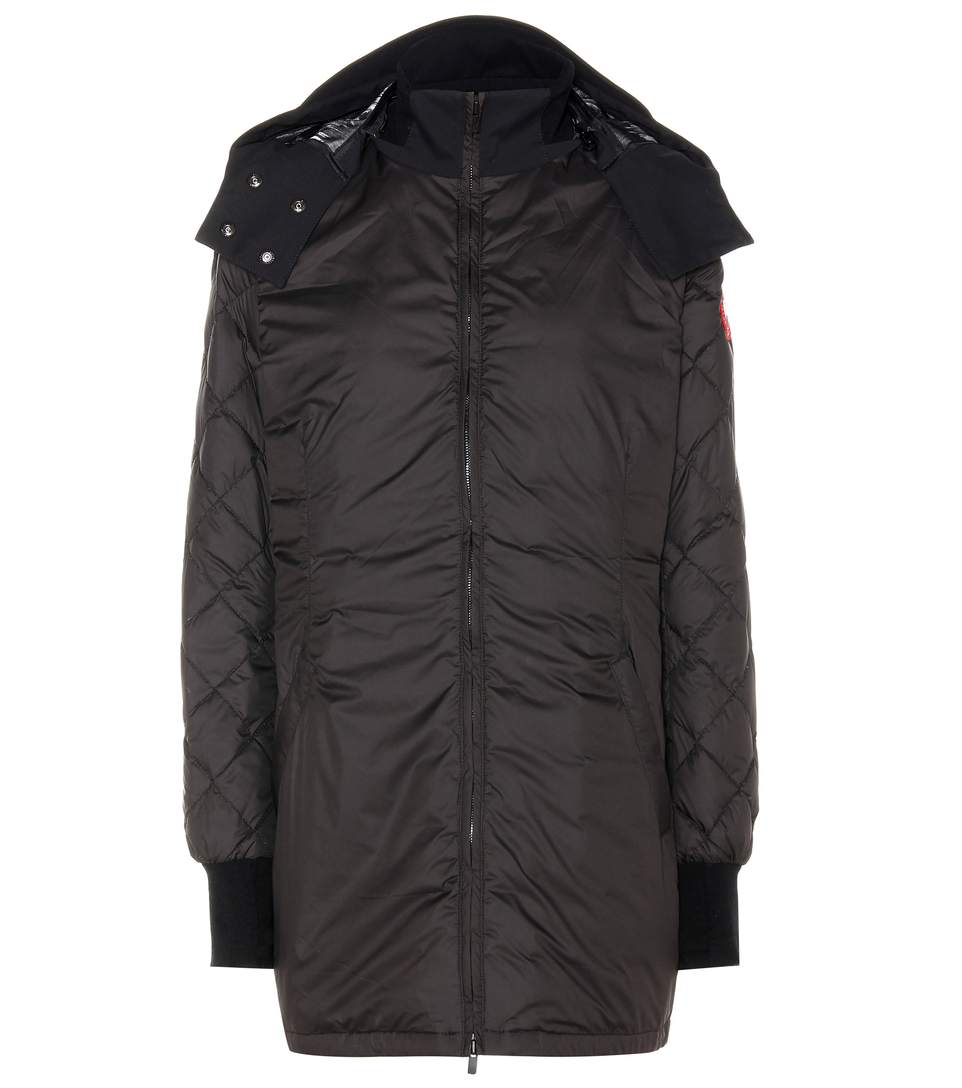 STELLARTON QUILTED SHELL DOWN COAT