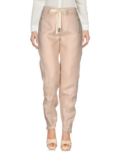 ERMANNO SCERVINO CASUAL PANTS, PALE PINK
