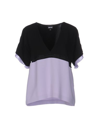 JUST CAVALLI BLOUSE, LILAC