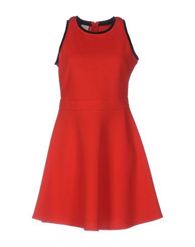 Pinko Short Dress, Red