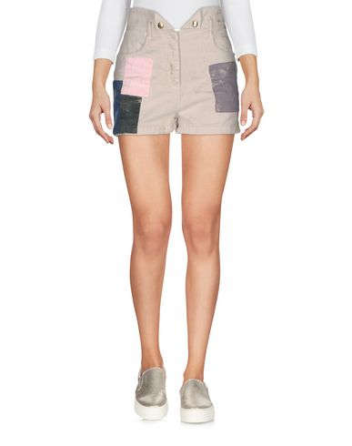 Just Cavalli Denim Shorts, Light Grey