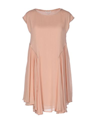 INTROPIA SHORT DRESS, PALE PINK