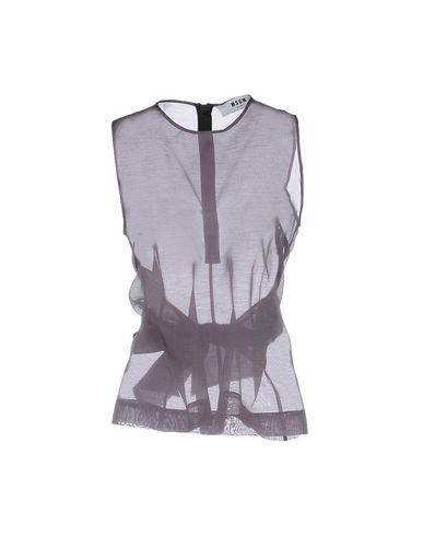 Msgm Top In Deep Purple