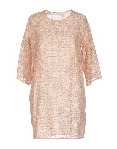 INTROPIA SHORT DRESS, PINK