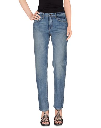 Helmut Lang Denim Pants, Blue