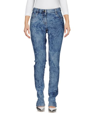 JUST CAVALLI DENIM PANTS, BLUE