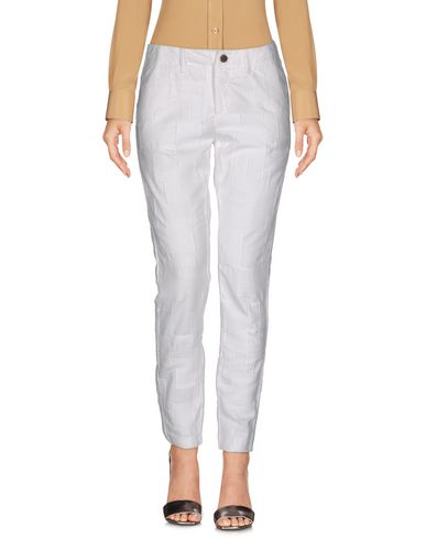 INTROPIA CASUAL PANTS, IVORY