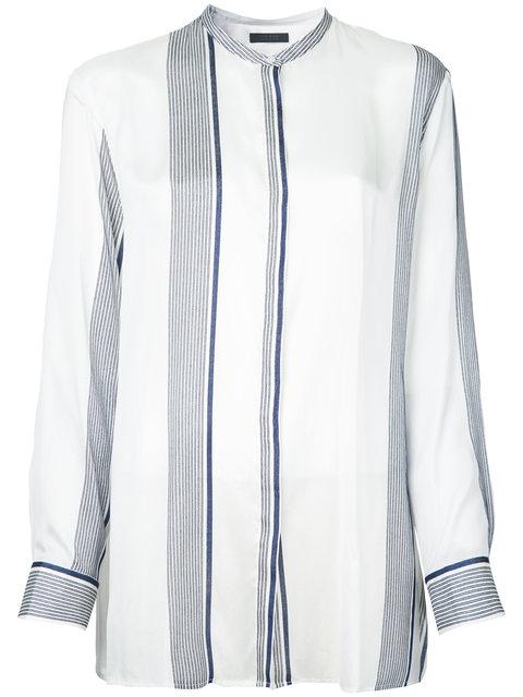 The Row Silks Stola shirt