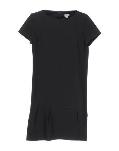 Intropia Short Dress, Dark Blue