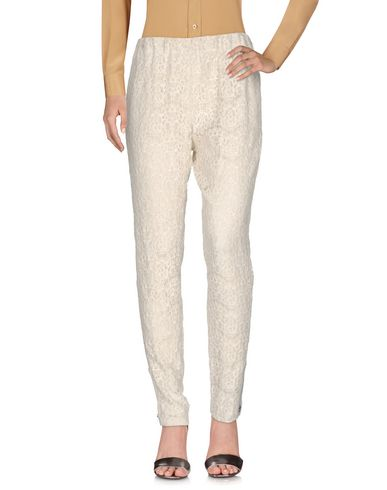 Alice And Olivia Casual Pants, Ivory