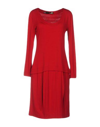 LOVE MOSCHINO SHORT DRESS, RED