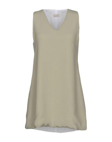 PINKO SHORT DRESS, FUCHSIA