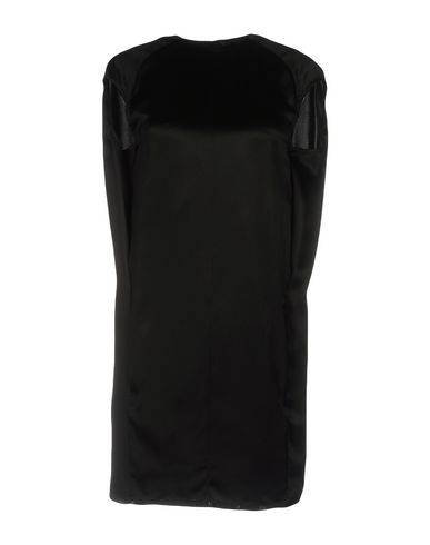 ACNE STUDIOS SHORT DRESS, BLACK