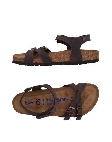 Birkenstock Sandals, Dark Brown