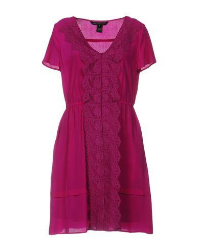 MARC BY MARC JACOBS SHORT DRESS, MAUVE