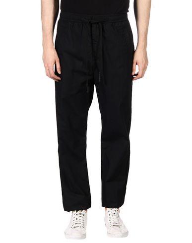 Folk Casual Pants, Black