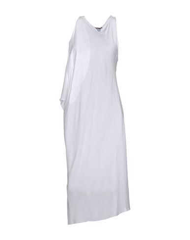 Ann Demeulemeester Knee-Length Dress, White