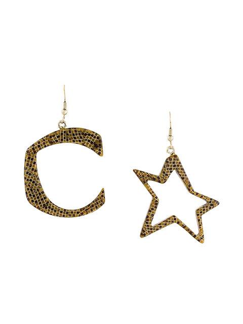 Orecchini Plexi earrings