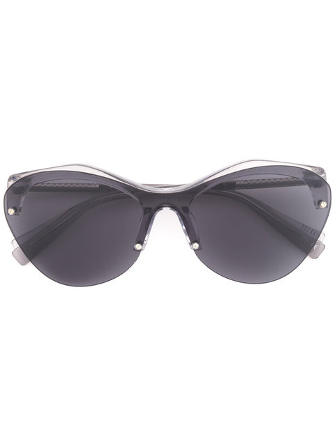 SMOKE MONO SUNGLASSES