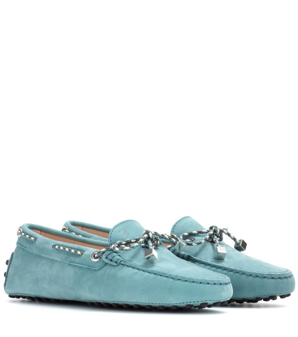 TOD'S Gommino Heaven Laced Driving Shoes
