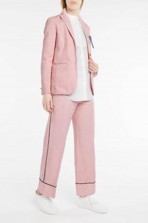 The Gigi Teresa Cropped Trousers