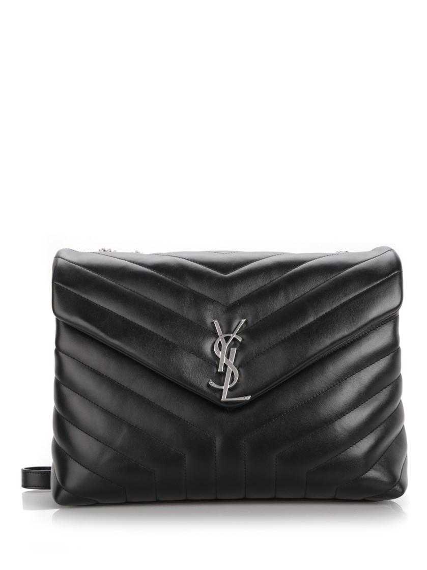 LouLou Monogram Small leather shoulder bag