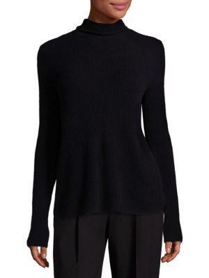 Pippa Wool & Cashmere Turtleneck Sweater