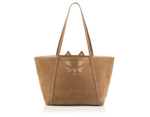 Mini Feline Kitty Shopper