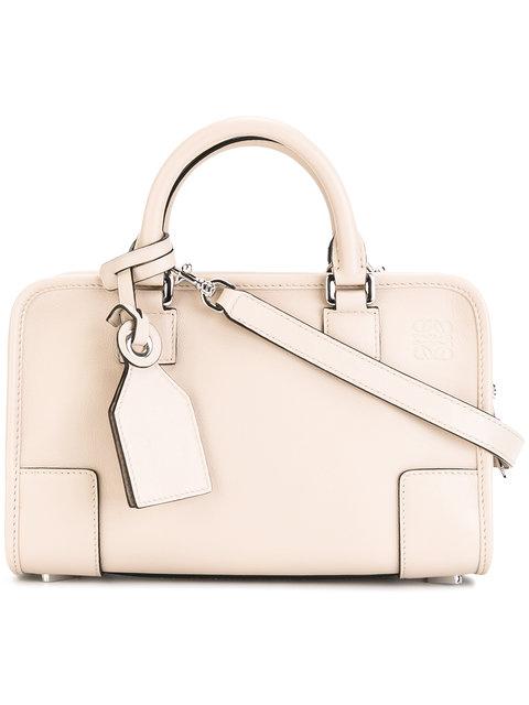 Loewe Leathers top handles crossbody bag
