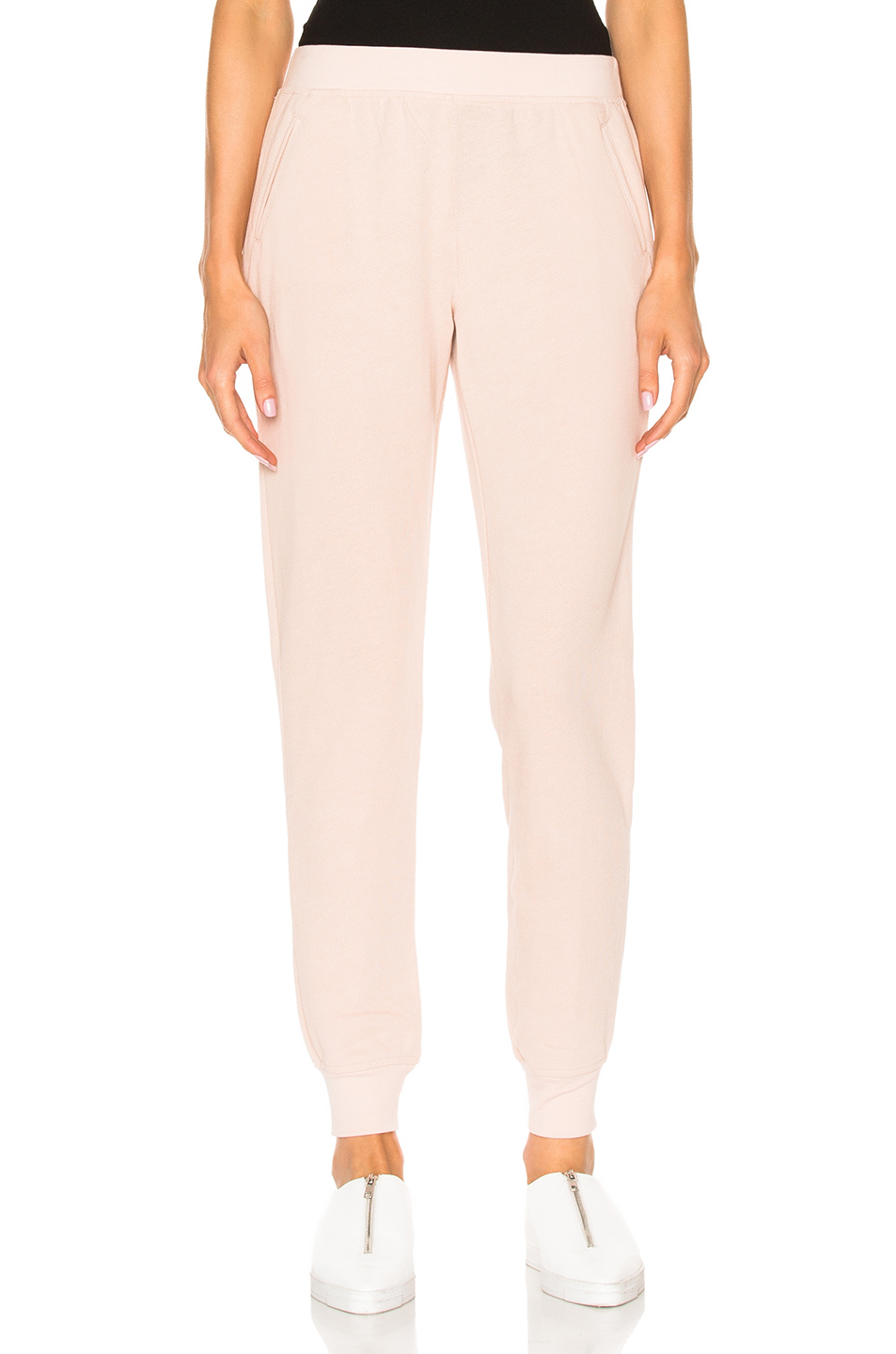 French Terry Slim Sweat Pants