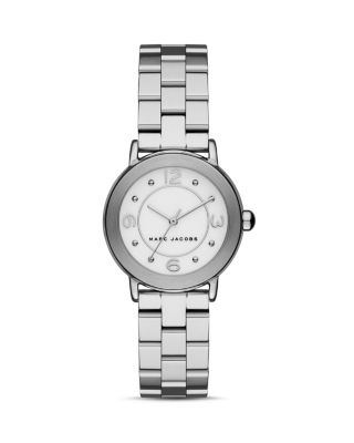 Riley Stainless Steel Timepiece