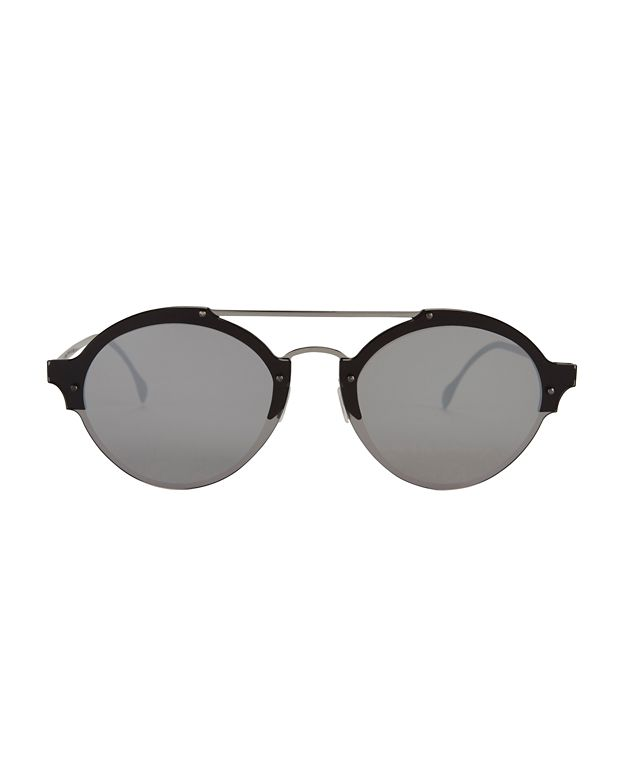 Malpensa Chrome Sunglasses