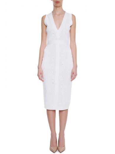 Balmain Midi dresses Jacquard Dress