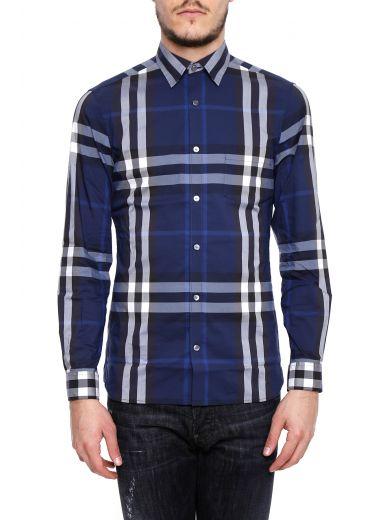 Burberry Cottons Nelson Shirt
