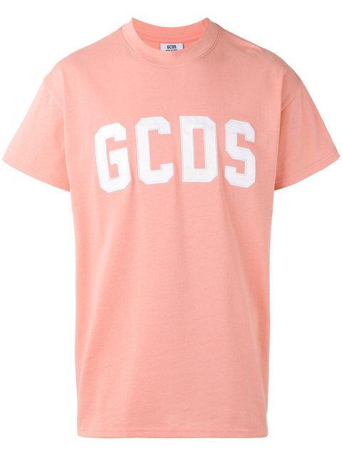 Gcds Cottons LOGO PRINT T-SHIRT