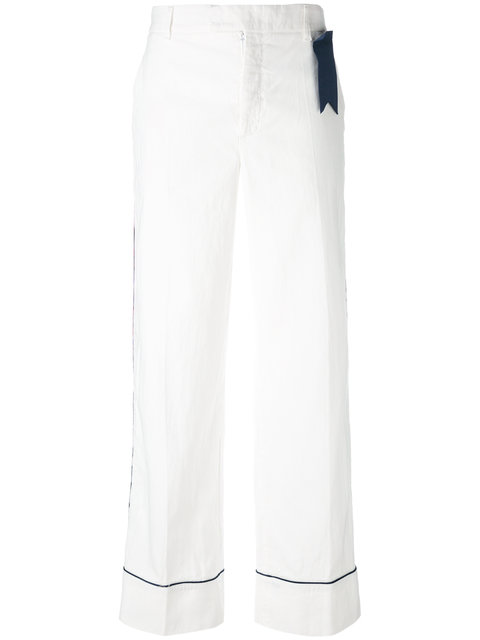 The Gigi straight trousers